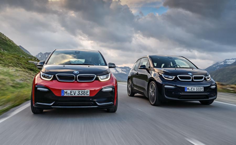BMW i3s i BMW i3