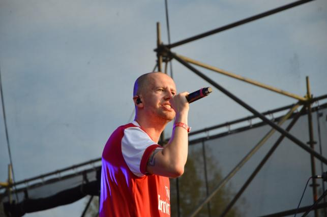 Rasmentalism na scenie w Płocku. Polish Hip-Hop Festival 2018