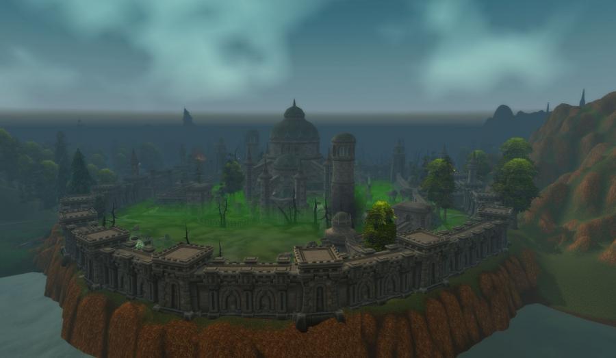 Ruiny Lordaeron