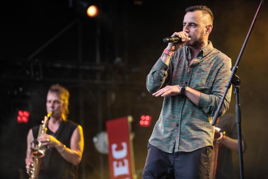 Abradab na koncercie Męskie Granie 2018 w Żywcu fot. M.Murawski_r8a4936