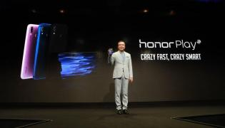 George Zhao prezentuje Honora Play