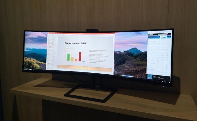 49-calowy monitor Philips
