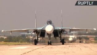 Rosyjski samolot w Syrii