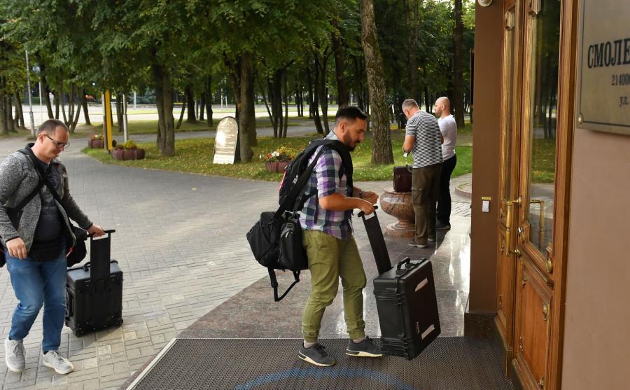 Śledczy w Smoleńsku