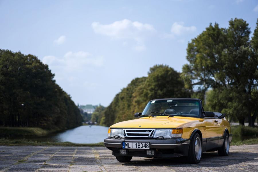 Saab900 Monte Carlo
