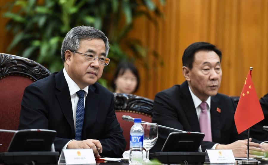 premier Hu Chunhua