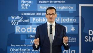 Mateusz Morawiecki w Płońsku