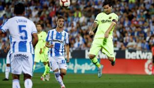 Lionel Messi (z prawej)