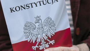 Konstytucja, zdjęcie ilustracyjne.