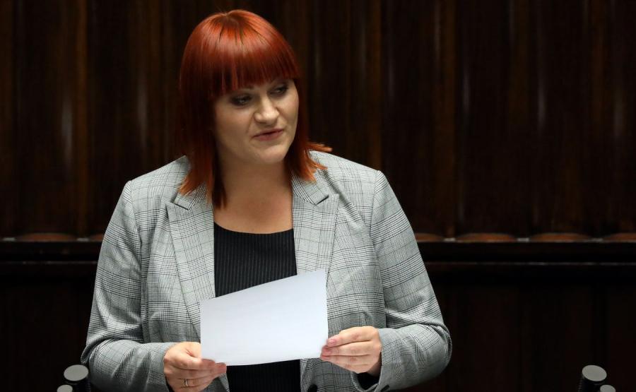 Justyna Socha, Stop NOP.