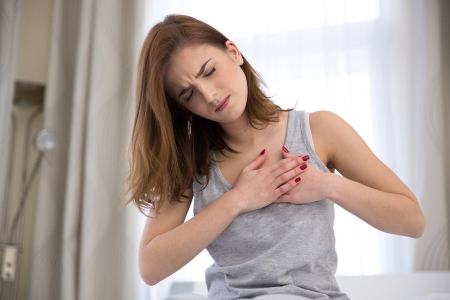 Ból serca