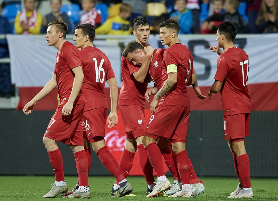 Piłkarze reprezentacji Polski U-21