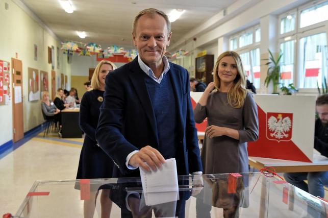 Wybory samorządowe 2018. Donald Tusk