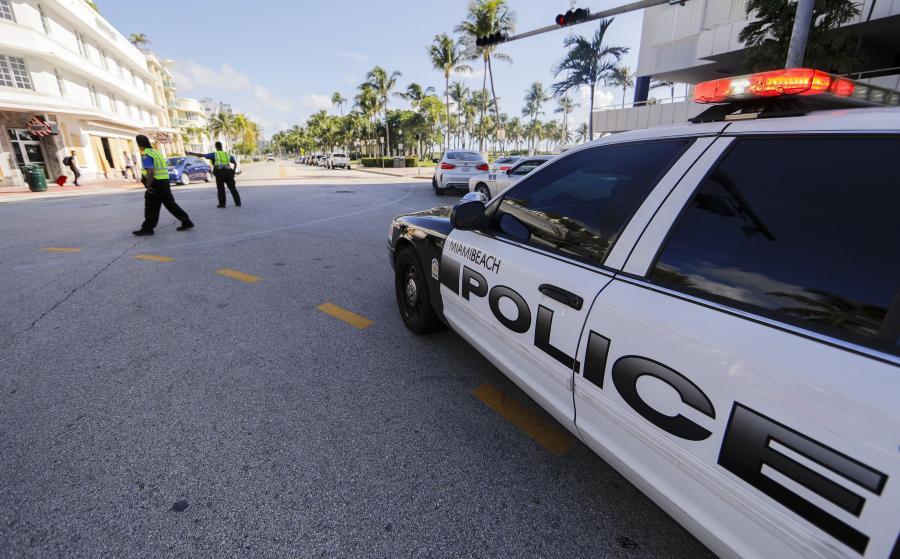 Policja na Florydzie / zdjęcie poglądowe