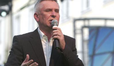 Poplerny konferansjer Krzysztof Materna zagra w serialu TVP