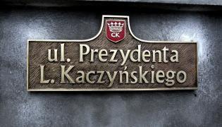 Ulica Lecha Kaczyńskiego w Kielcach / zdjęcie poglądowe