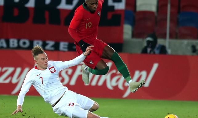 El. ME U-21: Portugalia bliżej awansu. Kadra Michniewicza przegrała pierwszy mecz barażowy