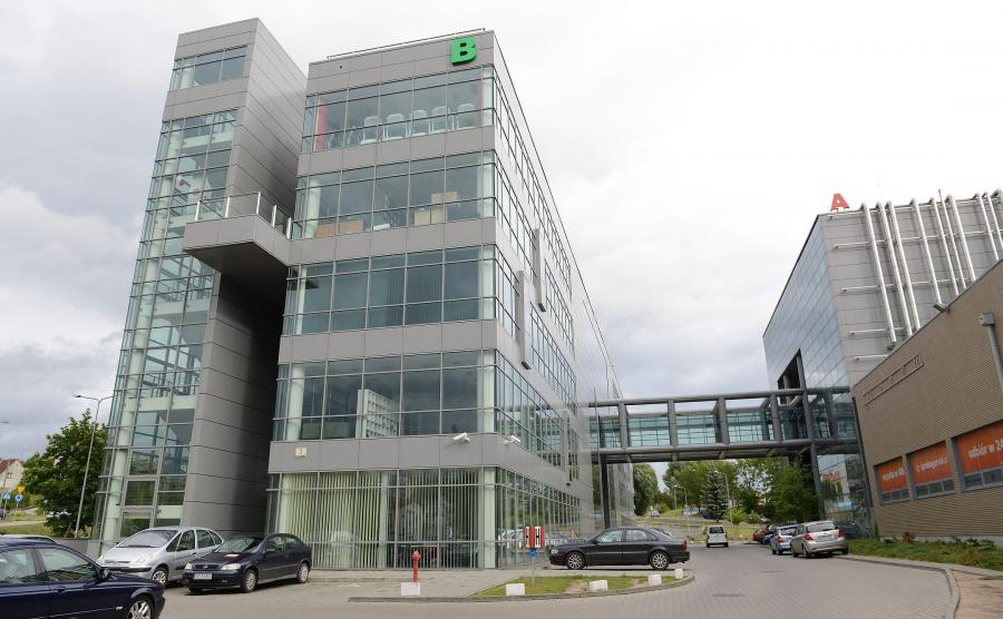Siedziba Polskiej Agencji Kosmicznej