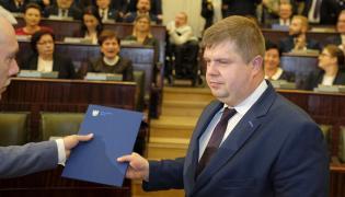 radny Wojciech Kałuża