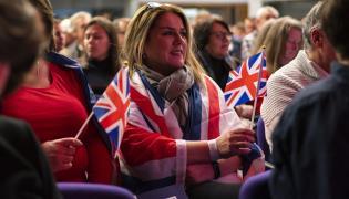 Zwolennicy brexitu