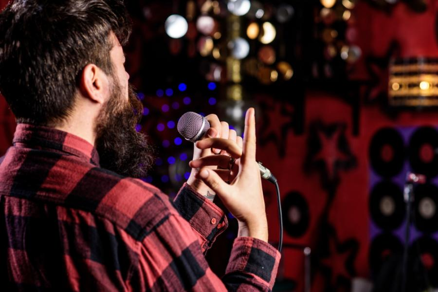 Konkurs karaoke
