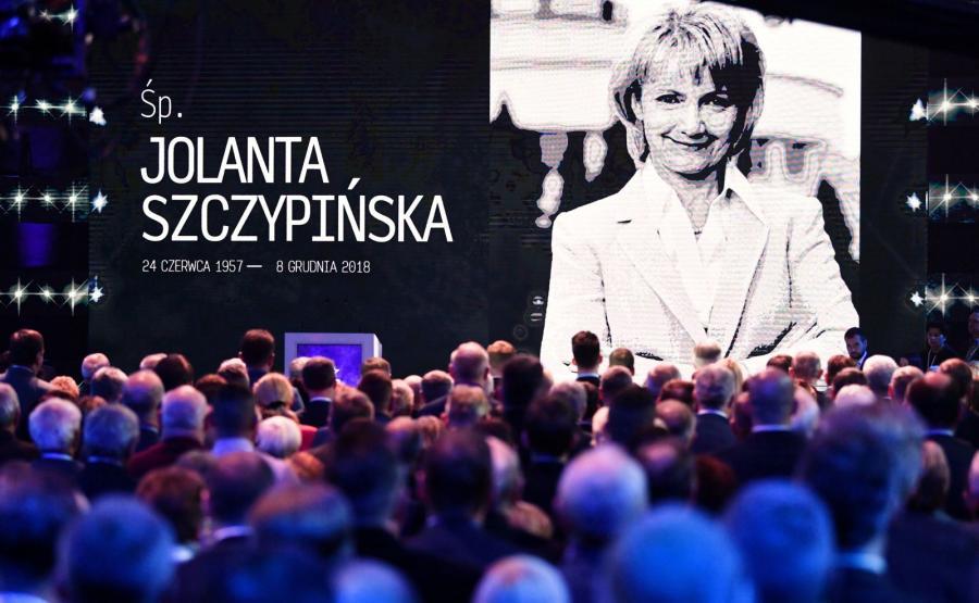 Pogrzeb Jolanty Szczypińskiej