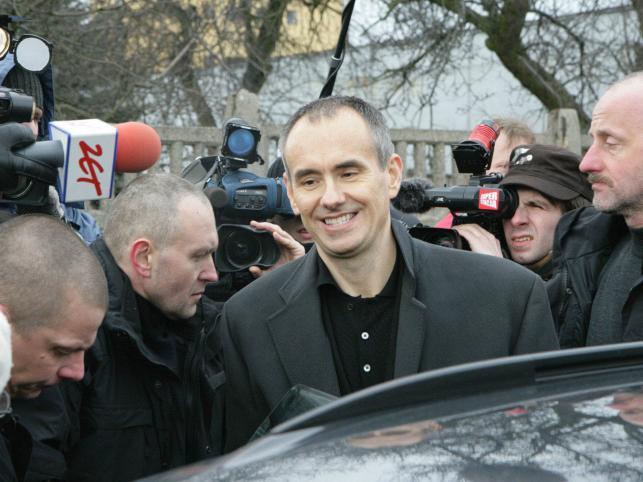 Marek Dochnal, słynny lobbysta, po trzech i pół roku opuścił areszt w Sieradzu