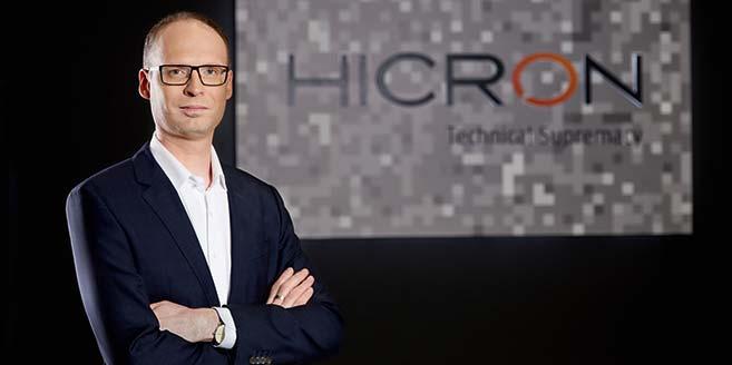 Szymon Włochowicz, COO Hicron