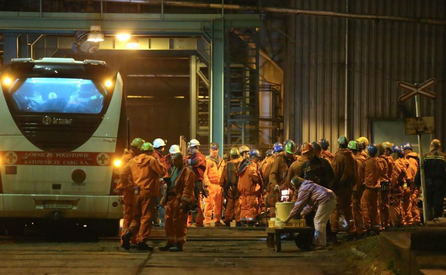 Ratownicy dotarli do czeskiej kopalni