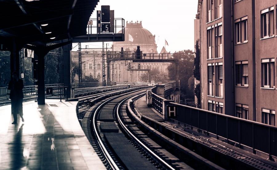 Kolej w Berlinie