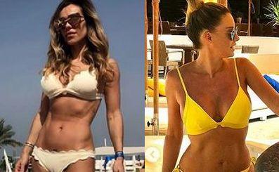 Rozenek i Doda chwalą się sylwetkami w bikini. Która wygląda lepiej?