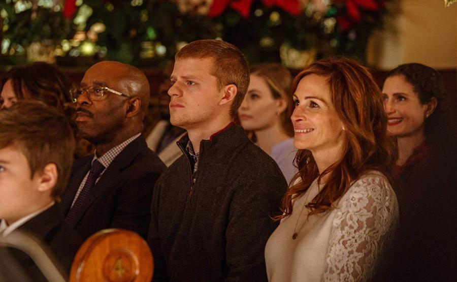 Courtney B. Vance, Lucas Hedges i Julia Roberts