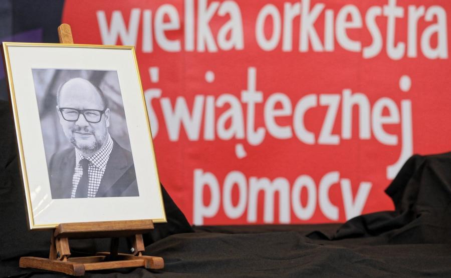 Wspomnienie Pawła Adamowicza