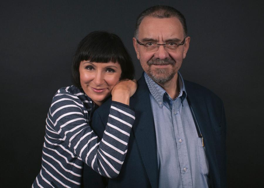 Marzena i Romuald Dębscy fot Maksymilian Rigamonti