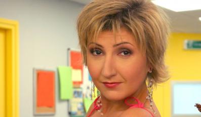 Iwona Wszołkówna: Mój mąż to mój szef