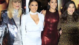 Catherine Hardwicke, Eva Longoria, Gina Rodriguez i America Ferrera