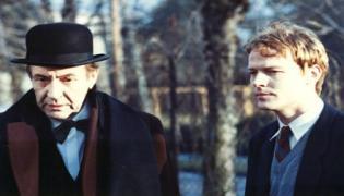 """Kadr z filmu """"Ferdydurke"""""""