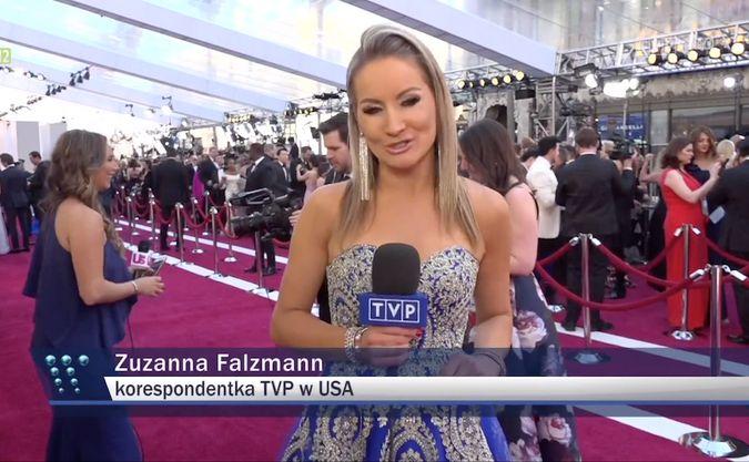 Zuzanna Falzmann w materiale \