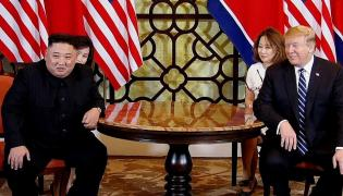 Kim Dzong Un Trump