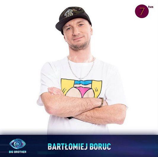 Big Brother - Bartłomiej Boruc