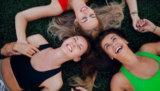 Szczęśliwe kobiety