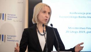 Minister finansów. Teresa Czerwińska