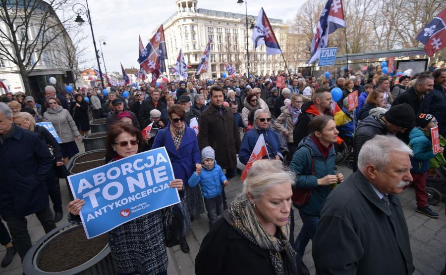 Narodowy Marsz Życia