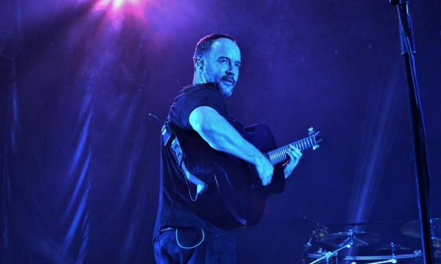 Dave Matthews Band w Warszawie. Torwar 25 marca 2019 [GALERIA]