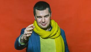 Michał Rachoń Fot. Maksymilian Rigamonti