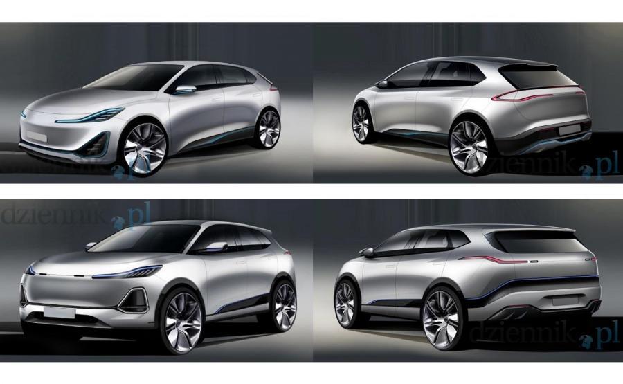 SUV czy pięciodrzwiowy kompakt na prąd?
