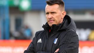 Leszek Ojrzyński, trener Wisły Płock
