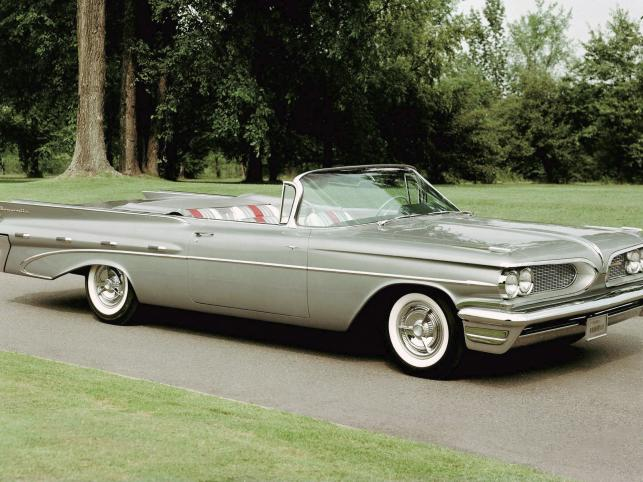 Bonneville Convertible z 1959