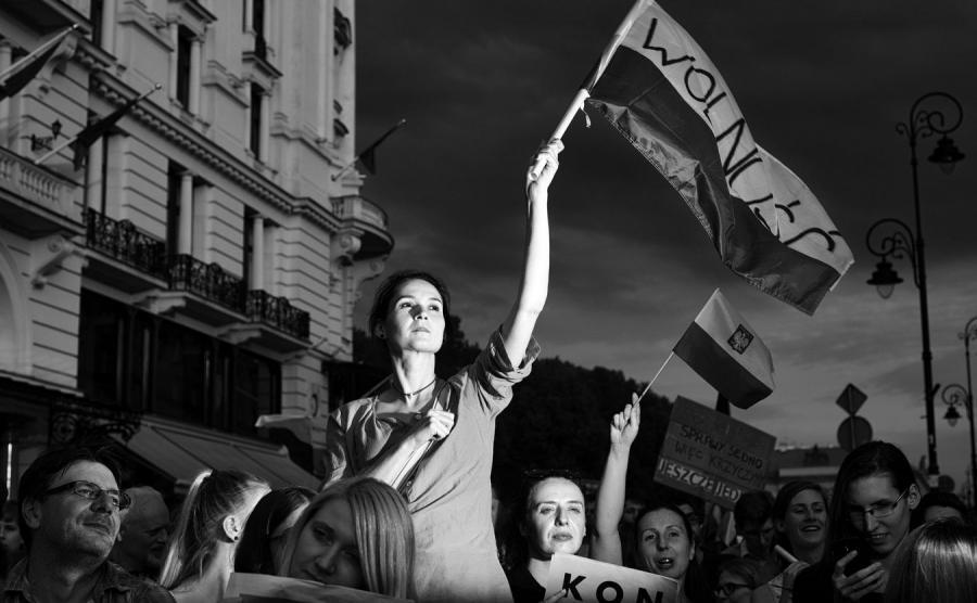 Fot. Adam Lach (Napo Images) IKONA 30-LECIA Dom Spotkań z Historią / Press Club Polska