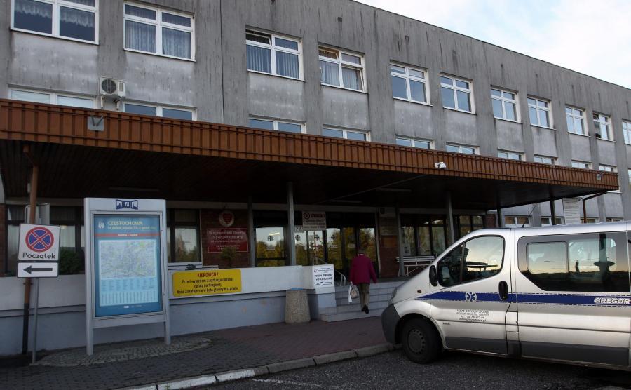 Wojewódzki Szpital Specjalistyczny im. Najświętszej Maryi Panny w Częstochowie